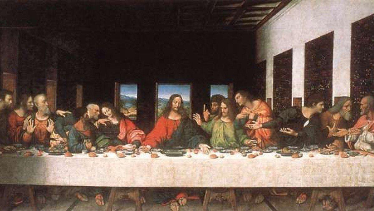 Skærtorsdagsgudstjeneste med spisning - SPISNING AFLYST