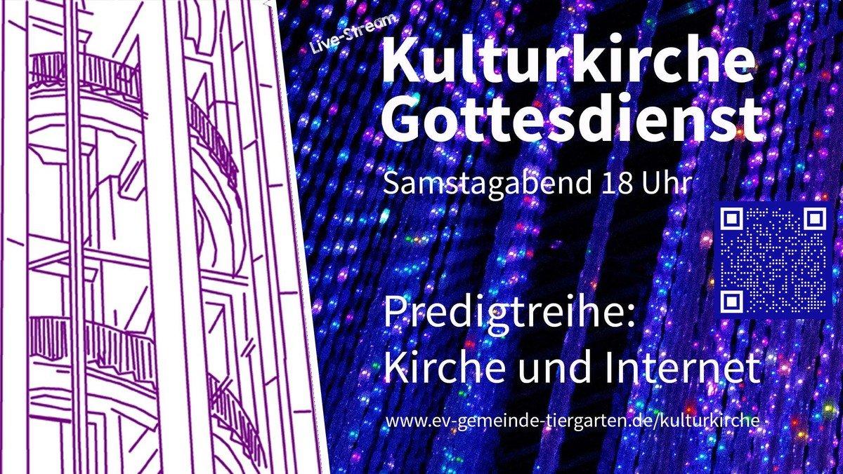 Live-Stream Kulturkirche Orgel+
