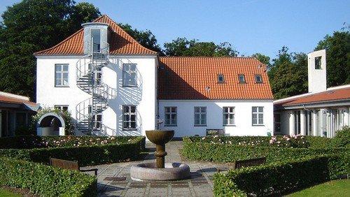 Pinseretræte på Sankt Birgitta Kloster i Maribo