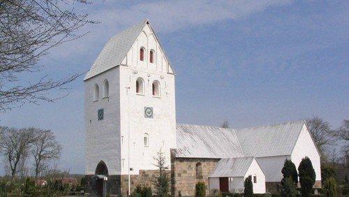 Højmesse, Hvidbjerg Kirke