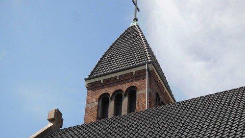 Åben Kirke - Nathanaels Kirke inviterer indenfor til en stund i stilhed