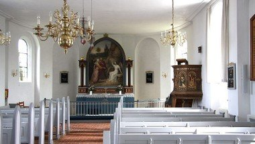 Kirkebesøg; Gilleleje kirke