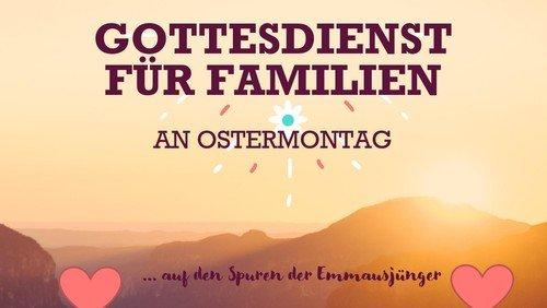 Advent: Familiengottesdienst zu Ostern