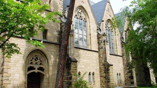 RESERVIERUNG ERFORDERLICH: Gottesdienst zum Erntedank in der Grunewaldkirche