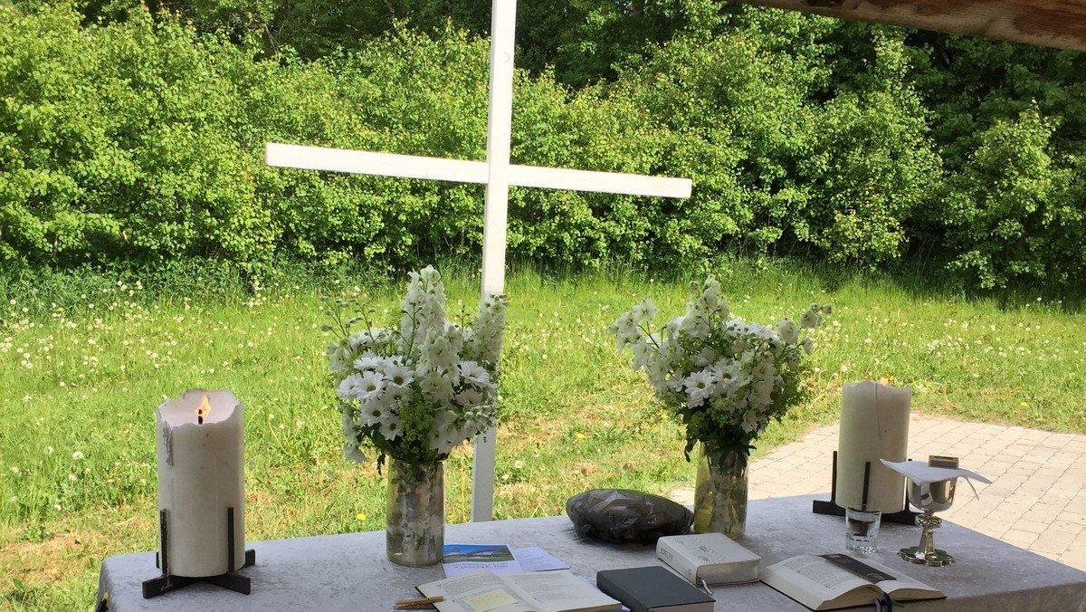 Friluftsgudstjeneste i Engparken, Hornsyld