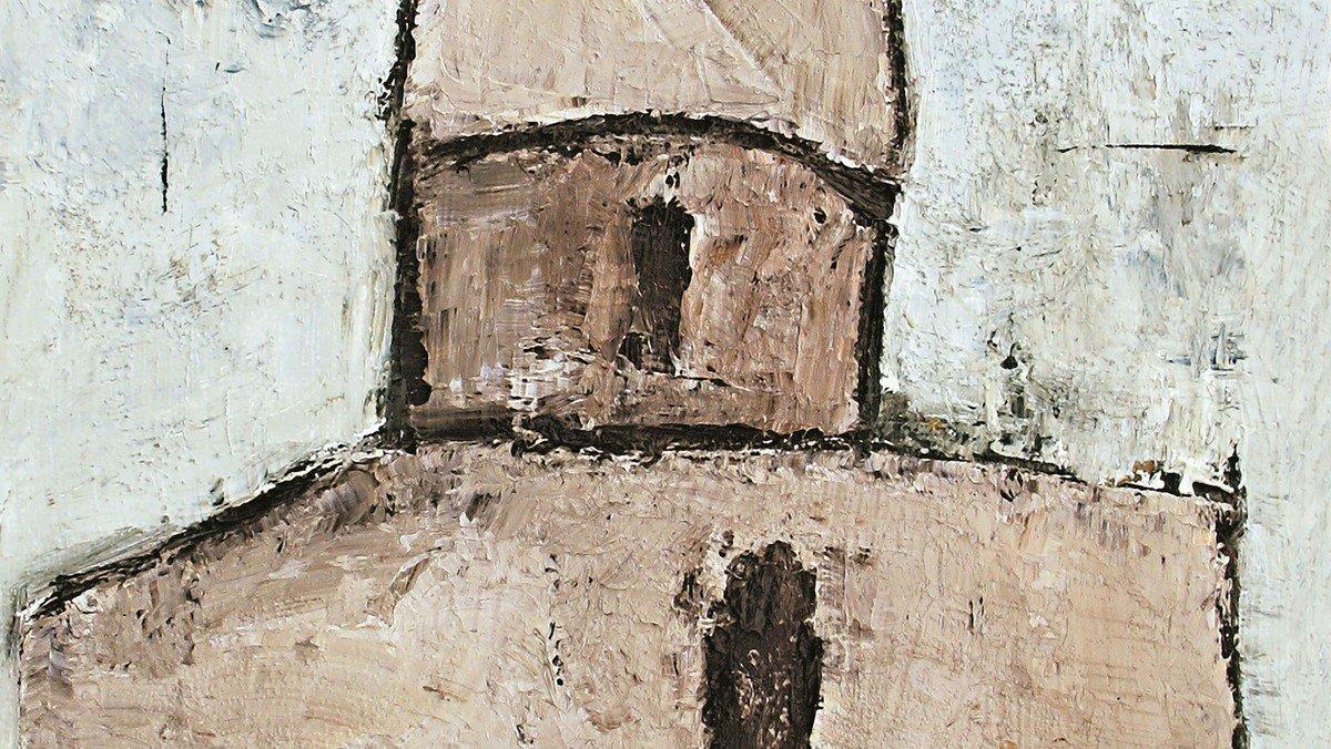 """Ausstellung """"painting to remember"""" (Alexander Dettmar) - Portraits zerstörter Synagogen in Deutschland"""