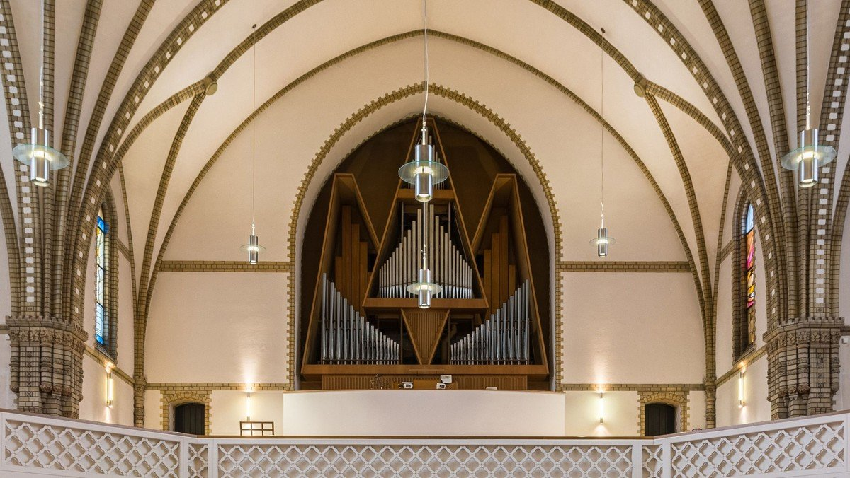 """""""Zauber, Natur und Vogelstimmen"""" eine Orgeltour entlang der U7"""