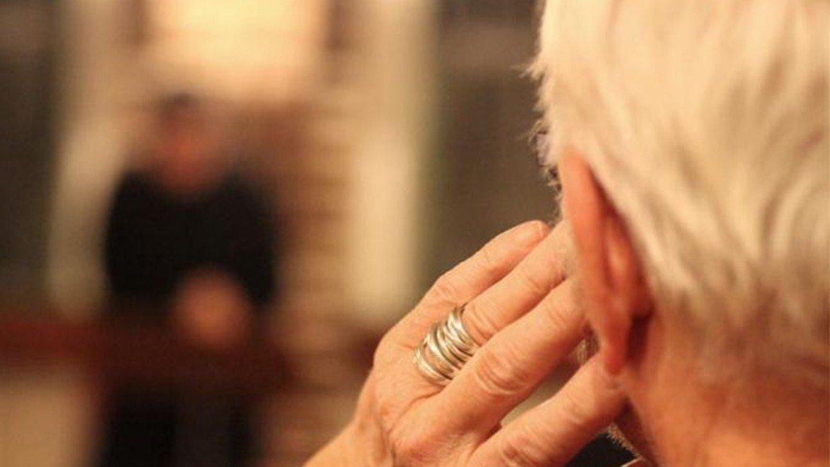 Gudstjeneste i Egedal kirke, tilrettelagt for hørehæmmede