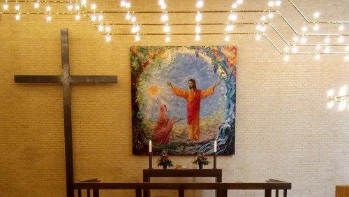 Højmesse, Kristi himmelfartsdag