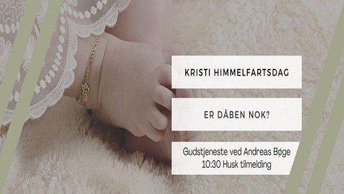 Gudstjeneste /Andreas Bøge