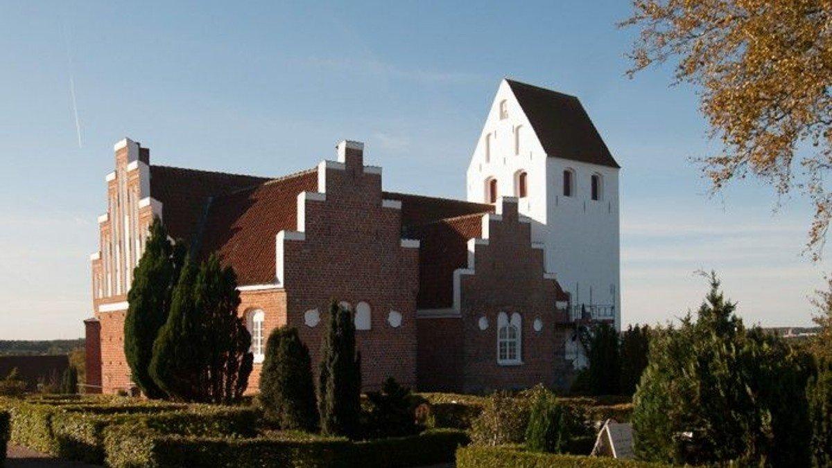 Konfirmandgudstjeneste Visborg kirke