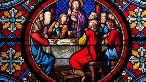 Gudstjeneste med efterfølgende påskemåltid Visborg kirke
