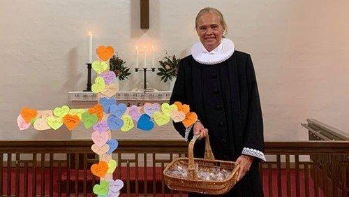 Lasagne-gudstjeneste - gudstjeneste i børnehøjde med lasagne