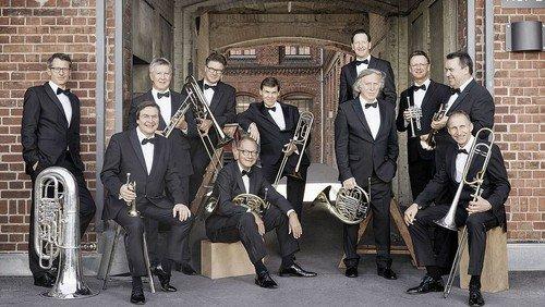 Koncert med German Brass