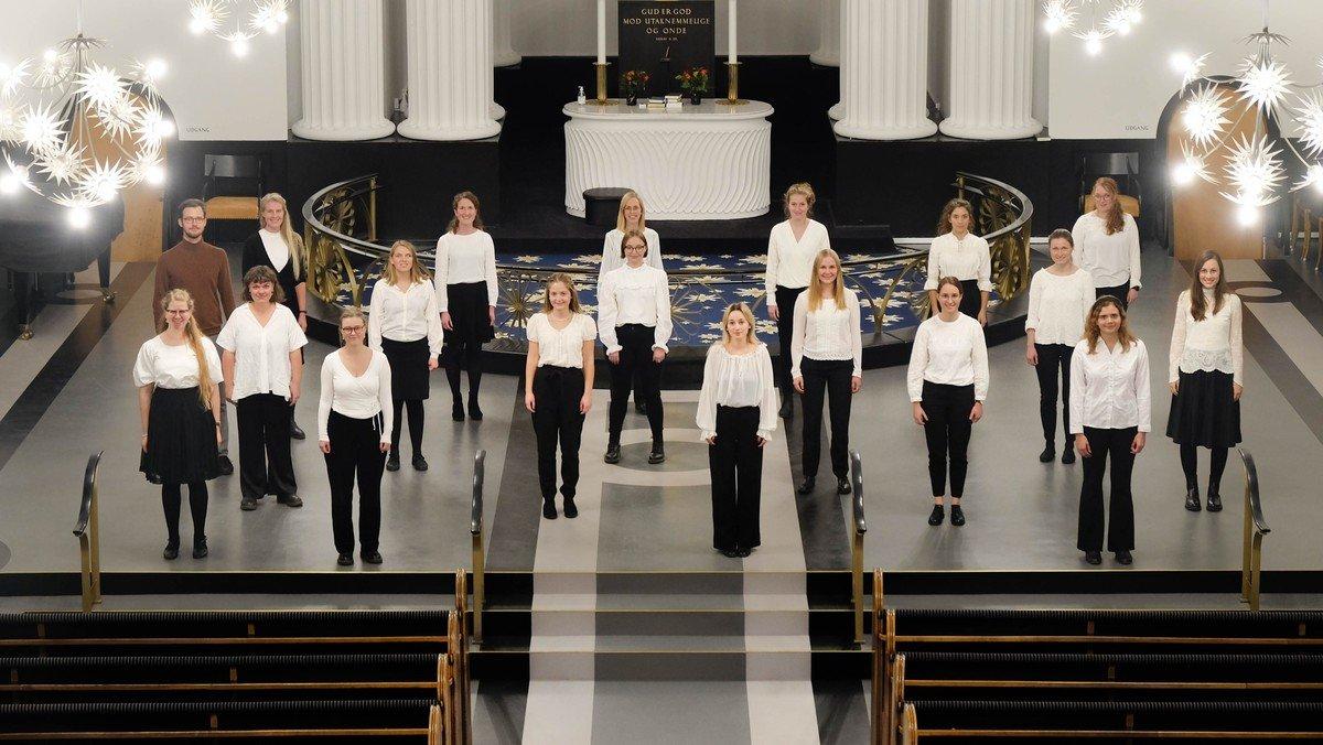 Koncert med Vox Mariæ