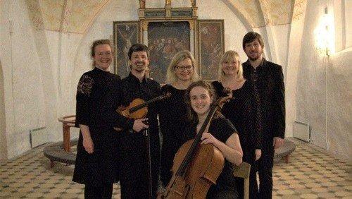 Musikgudstjeneste, THY Barok, Torsdag d. 1. april, Skærtorsdag, Sennels kirke kl. 10.30