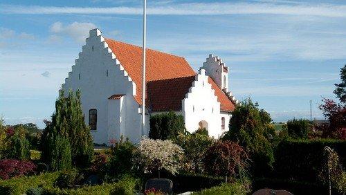 Gudstjeneste Skelund kirke