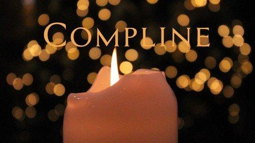 Compline Online - Zoom