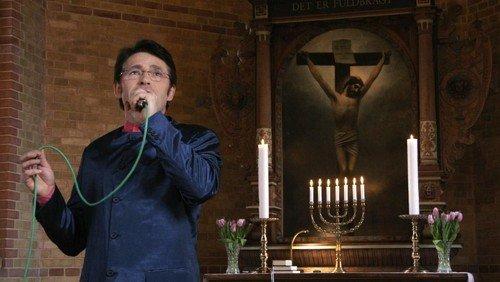 Elvis i kirken FLYTTET  til den 10.  juni