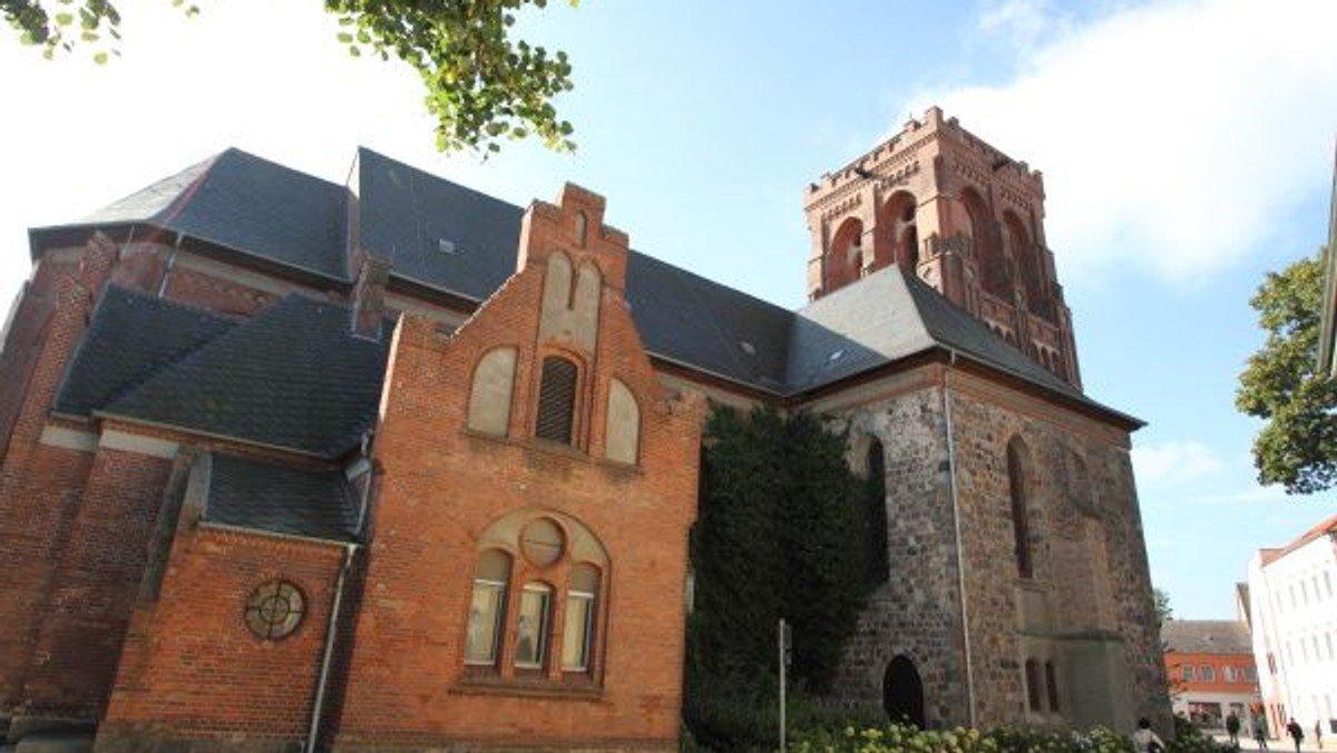 Ökumenischer Gottesdienst in Schwedt