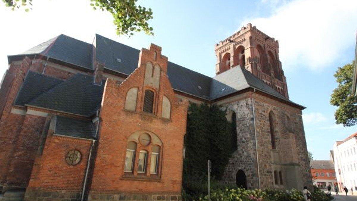 Sprengel - Gottesdienst zum Ältestentag in Schwedt