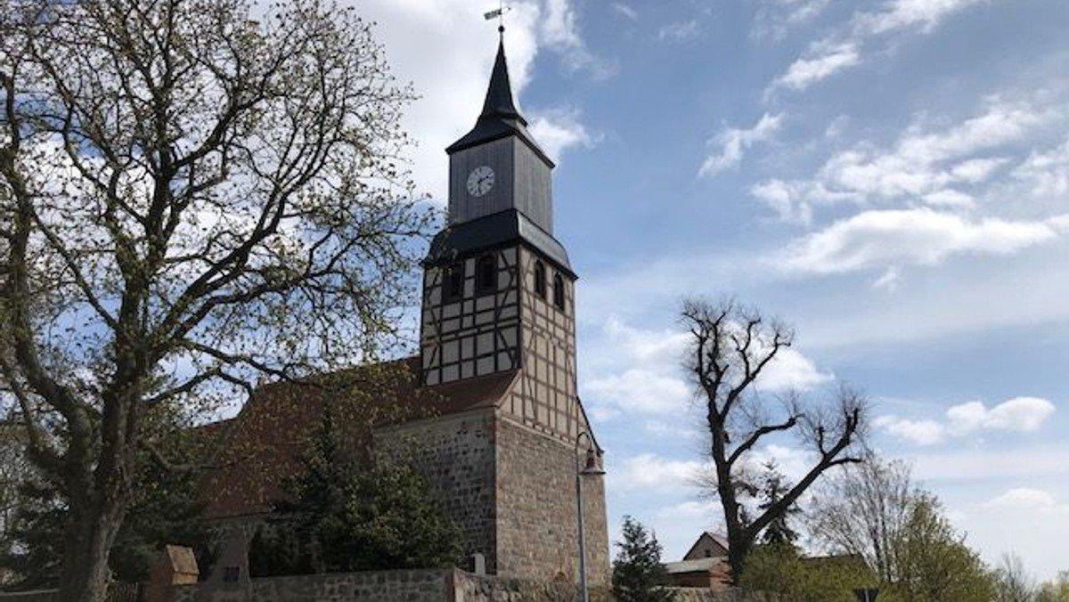 Gottesdienst in Kunow