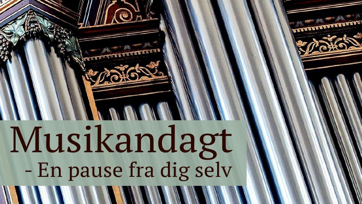 Musikandagt (man, tirs, ons, fre)