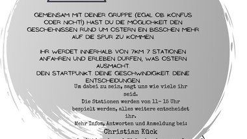 KreuzFahrt - Station