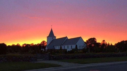 Gudstjeneste i Aal kirke kl. 9.00