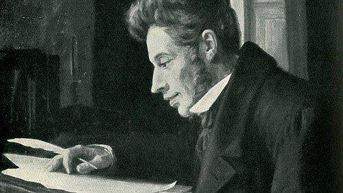 AFLYST Søren Kierkegaard studiegruppe kl. 10.00