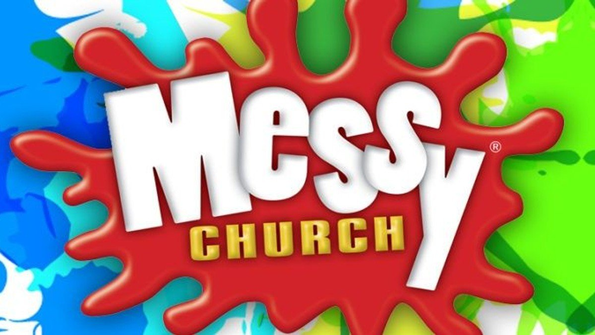 "Messy Lent! ""Down through the Roof"""