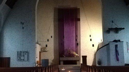 Gottesdienst zum Karfreitag mit Kammerchor