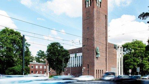 Liveübertragung Gottesdienst Matthäikirche am Sonntag Rogate