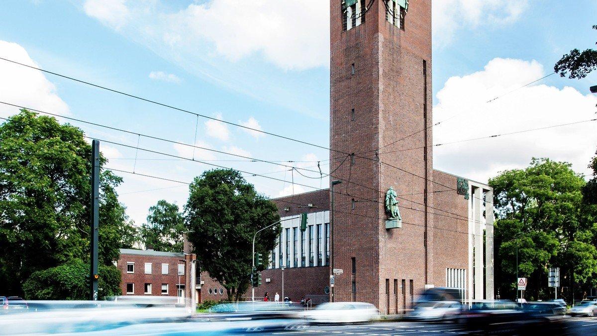 Liveübertragung Gottesdienst Matthäikirche am Sonntag Trinitatis