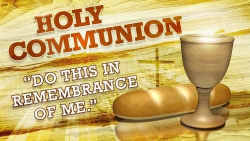 Throwley Holy Communion