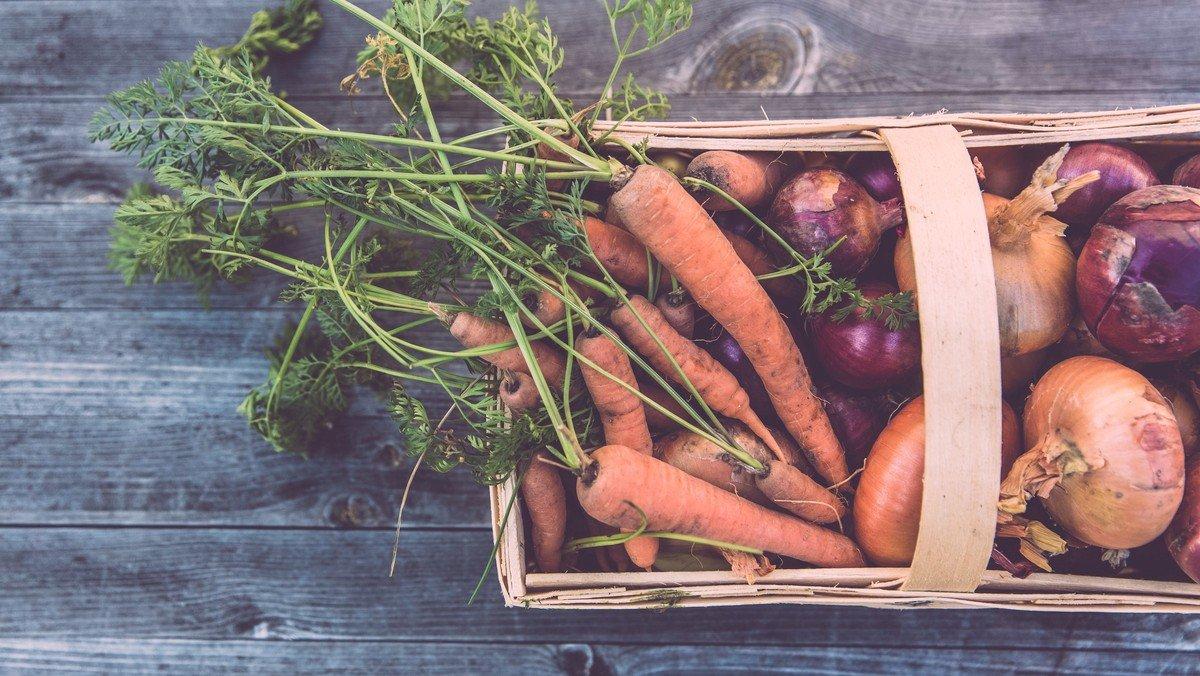 Throwley Harvest