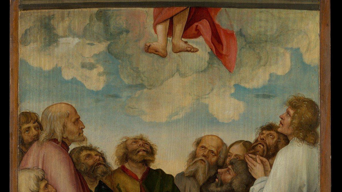 Kristi himmelfartsgudstjeneste, Syv Kirke