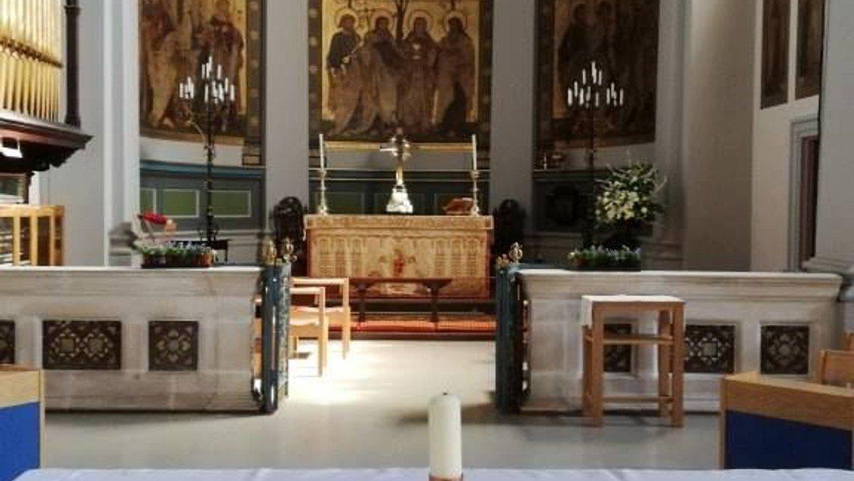 Online Sunday Eucharist during Lent