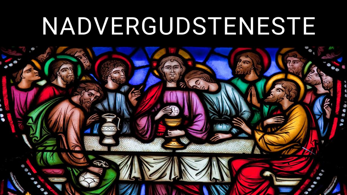 Nadvergudstjeneste i Sankt Johannes Kirke