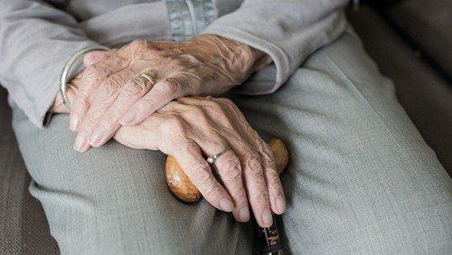 Plejehjemsgudstjeneste på Kærbo