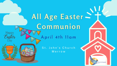 All Age Easter Communion