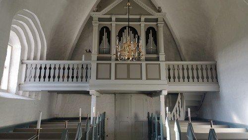 Orgelmatiné med Jane Laut