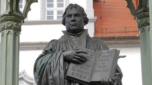 Gottesdienst zum Reformationsfest mit Marienpastor Robert Pfeifer
