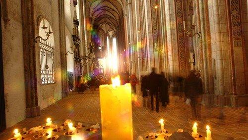 Gottesdienst zum Ewigkeitssonntag in St. Marien mit Marienpastorin Inga Meißner