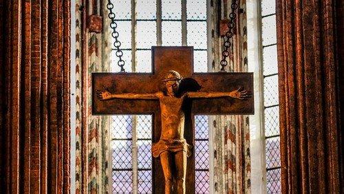 Gottesdienst in St. Marien mit Marienpastor Robert Pfeifer