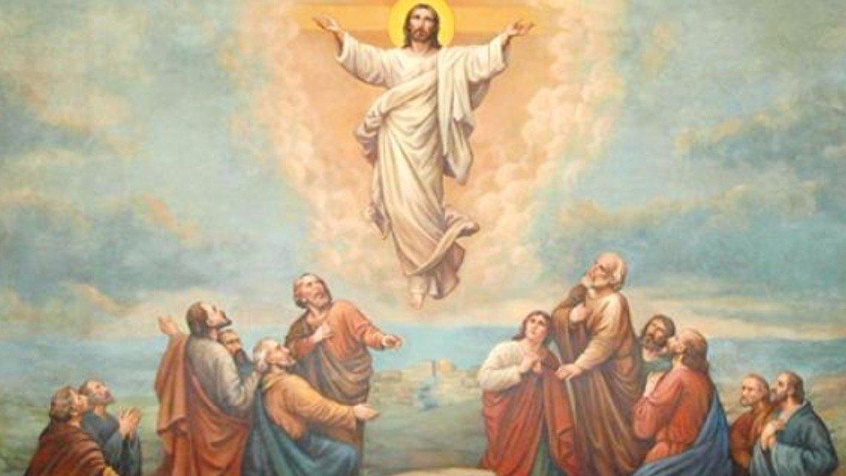Højmesse Kristihimmelfartsdag