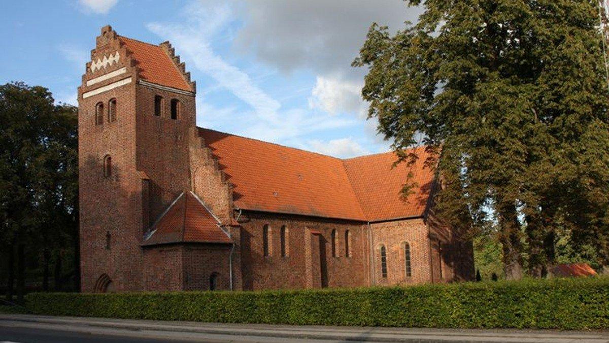 22. s.e. trinitatis - Reformationsdag og kirkekaffe