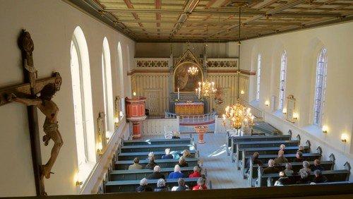 Morgensang i Klosterkirken