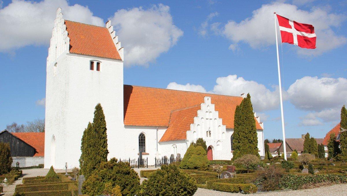 Dåbsgudstjeneste i Mørkøv