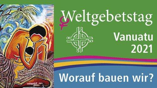 Video-Gottesdienst und Offene Kirche zum Weltgebetstag mit CD-Musik aus Vanuatu